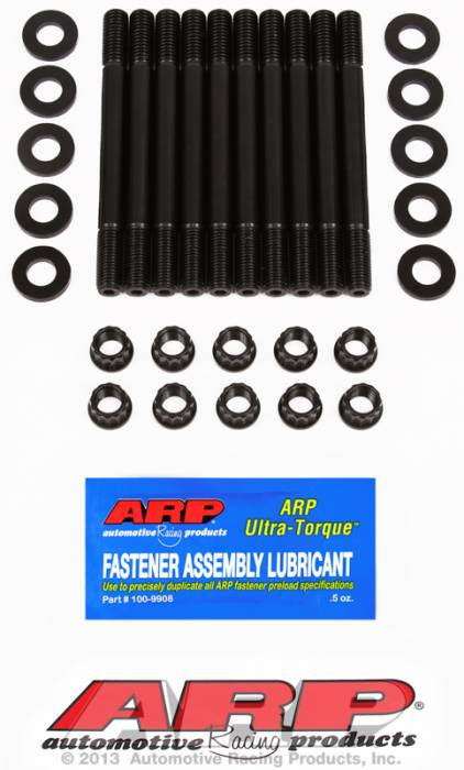 ARP - ARP1655401 - ARP Main Cap Stud Kit - 1991-1999 Saturn 1.9L DOHC - 6 Point Nuts