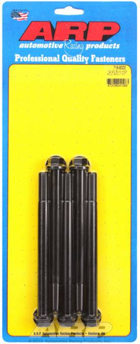 ARP - ARP7166000 - HEX BLK OXIDE BOLTS