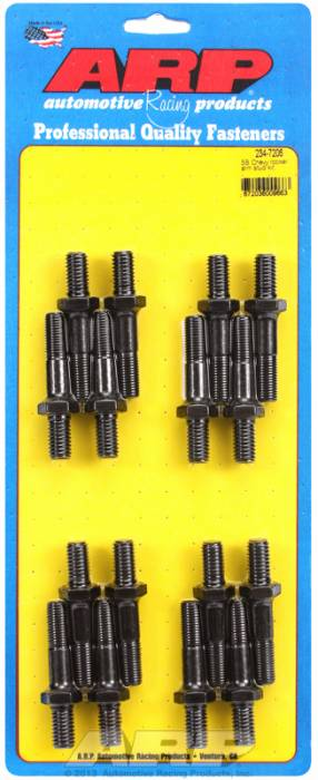 "ARP - ARP2347206 - ARP Rocker Arm Stud Kit- Typical Roller Rocker & Stud Girdle Installation With  7/16"" Screw In Studs- Set Of 16- With More Thread Than 2007201"