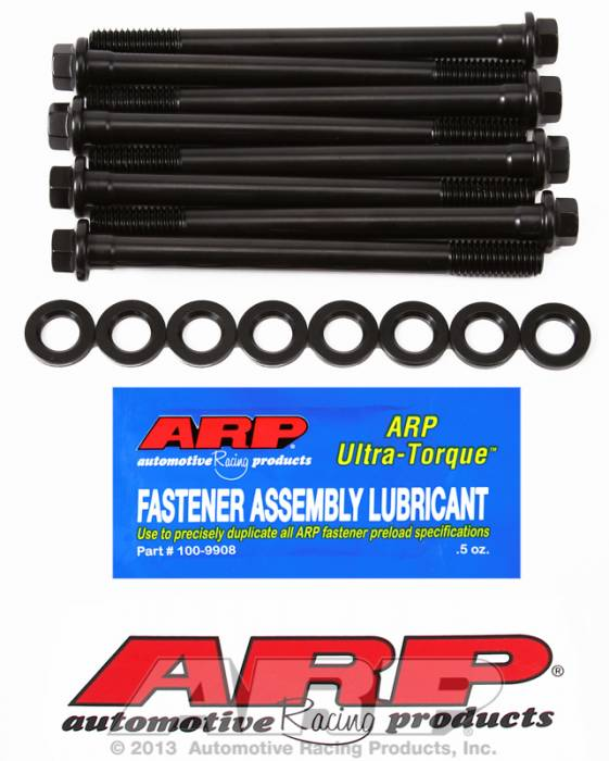 ARP - ARP1353605 -  ARP Head Bolt Kit- Chevy Big Block With Dart Aluminum Heads (Exhaust Side Only) (8 Bolts)- High Performance Series - 6 Point Head