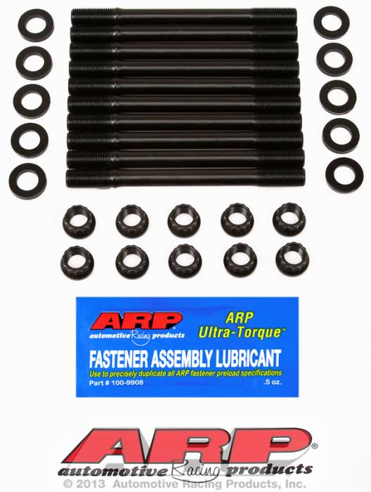 ARP - ARP2094701 - ARP Head Stud Kit- Opel/Vauxhall- 2.0L,16 Valve - 12 Point Nuts-Undercut Studs