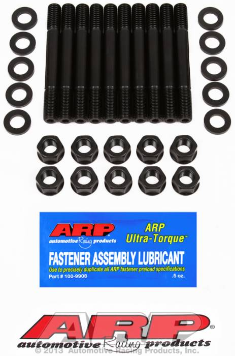 ARP - ARP1545401 - ARP Main Cap Stud Kit- Ford 289-302-W/O Windage Tray - 2 Bolt