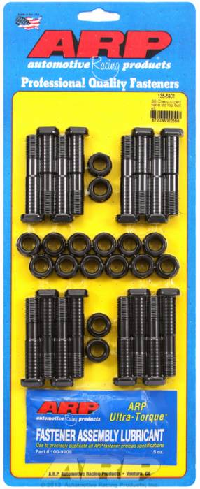 "ARP - ARP1356401 - ARP-Rod Bolts-High Performance Wave-Loc-Chevy Big Block- 454 & 502-7/16""-Complete Set"
