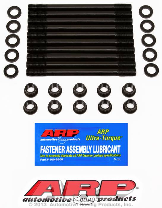 ARP - ARP2184701 - ARP Head Stud Kit- Mazda- Miata- 12 Point Nuts