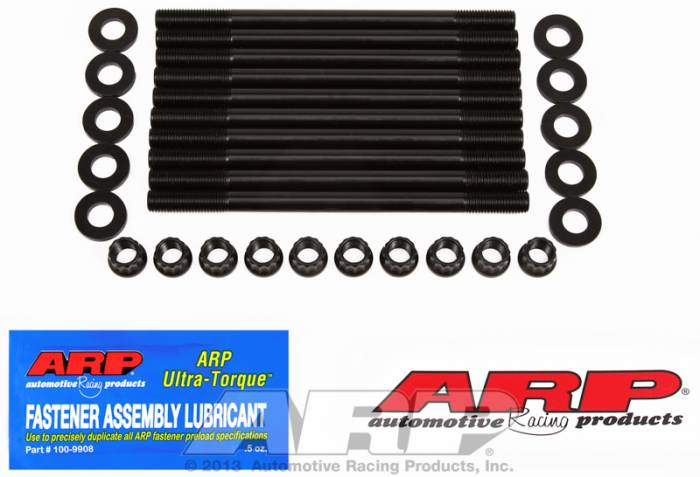 ARP - ARP1514204 -ARP Head Stud Kit- Ford Inline 4 Cyl- 2003 Duratec 2.3L - 12 Point Nuts