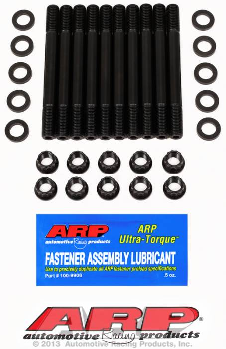 ARP - ARP2044203 - ARP Head Stud Kit- Volkswagen Gulf/Jetta 1.8L,2.0L, 8 Valve- 12 Point Nuts