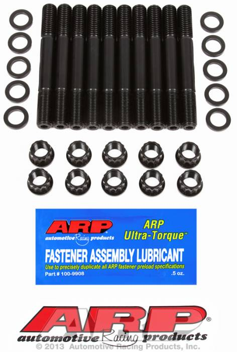ARP - ARP1515402 - ARP Main Cap Stud Kit- Ford  2300Cc Pinto Engine -2 Bolt