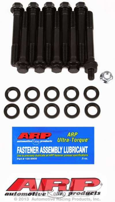 ARP - ARP1545003 - ARP Main Cap Bolt Kit- High Performance Series- Ford 351W- 4 Bolt Main