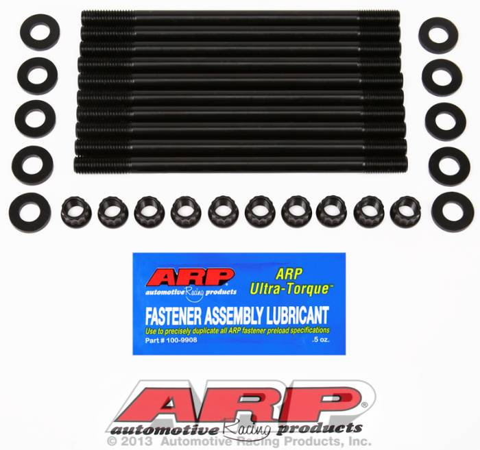 ARP - ARP2014301 - ARP Head Stud Kit - BMW Mini Cooper 1.6L (R53) - 12-Point Nuts