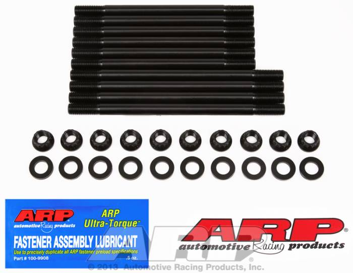 ARP - ARP2024201 -RP Head Stud Kit- Nissan -L-20 Engine- 12 Point Nuts