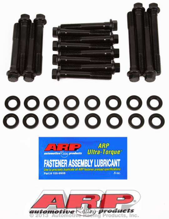 ARP - ARP1233601 - ARP Head Bolt Kit- Buick V6- Stage I, 77'-85'-High Performance Series- 6 Point Head
