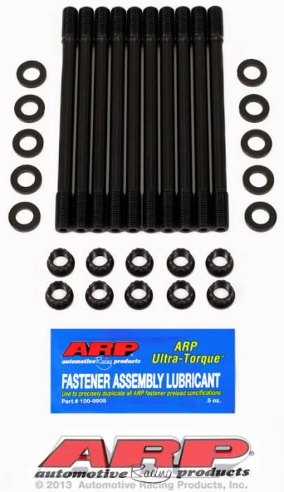 ARP - ARP2044702 -ARP Head Stud Kit- Volkswagen Gulf/Jetta 1.8L,2.0L, 16 Valve- 12 Point Nuts-Undercut Studs