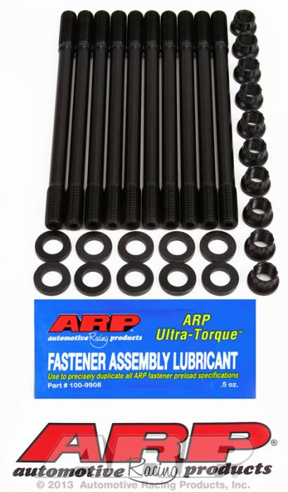 ARP - ARP2084701 - ARP Head Stud Kit- Honda K20A (A2 & A3) - 12 Point Nuts- Undercut Studs