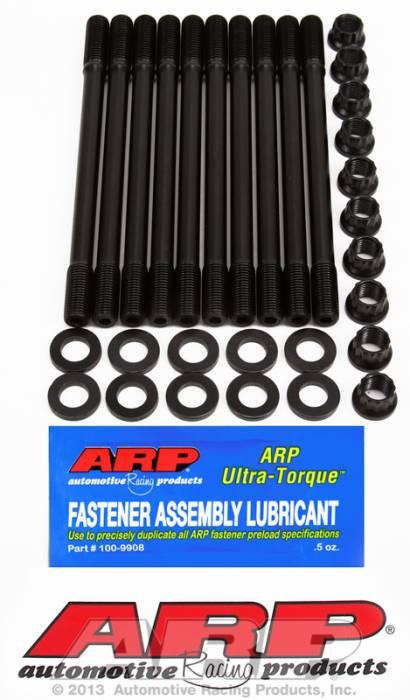 ARP - ARP2084701 - ARP Head Stud Kit- Honda K20A (A2 & A3) - 12 Point Nuts- Undercut Studs