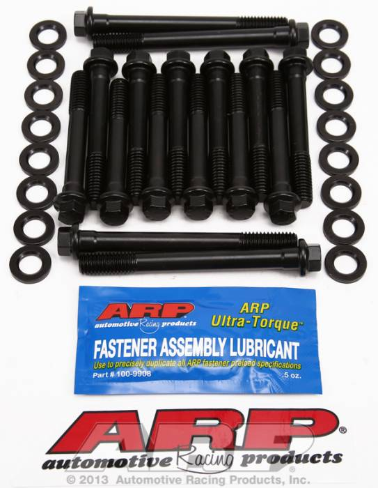 "ARP - ARP1233603 -  ARP Head Bolt Kit- Buick V6- 86 - '87' Grand Naitional & ""T"" Type-High Performance Series- 6 Point Head"
