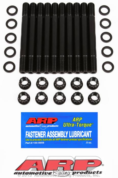 ARP - ARP1514202 - ARP Head Stud Kit- Ford Inline 4 Cyl- Pinto 2300Cc - 12 Point Nuts