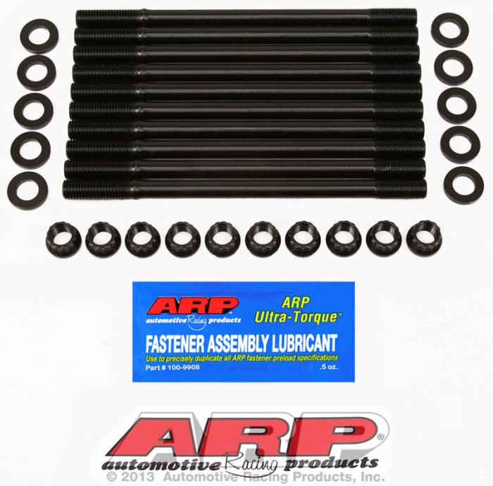 ARP - ARP2084601 - ARP Head Stud Kit- Honda, Acura B16A - 12 Point Nuts