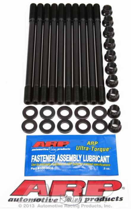 ARP - ARP2084306 - ARP Head Stud Kit- Honda, Acura B20B, With B16A - 12 Point Nuts- Undercut Studs