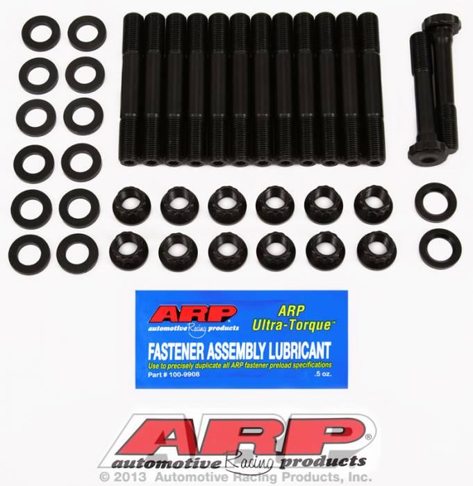 ARP - ARP2035402 -ARP Main Cap Stud Kit - Toyota - Supra 7M Gte, Supra, With Bolts For #3 Cap