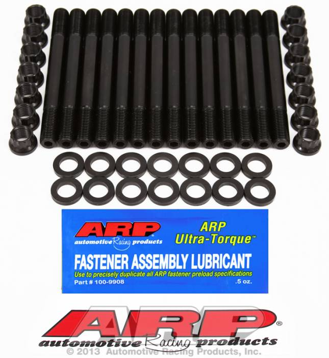 ARP - ARP2034205 - ARP Head Stud Kit- Toyota 2JZA80 Supra - 12 Point Nuts