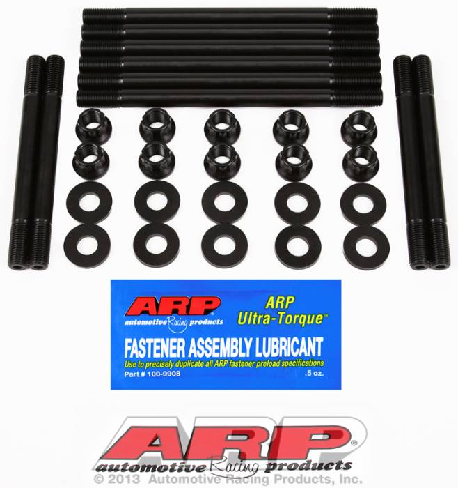 ARP - ARP1414202 - ARP Head Stud Kit- Chrysler 4 Cyl.- Dodger Neon Dohc, Block # 4667642, Head# 4667086- 12 Point Nuts