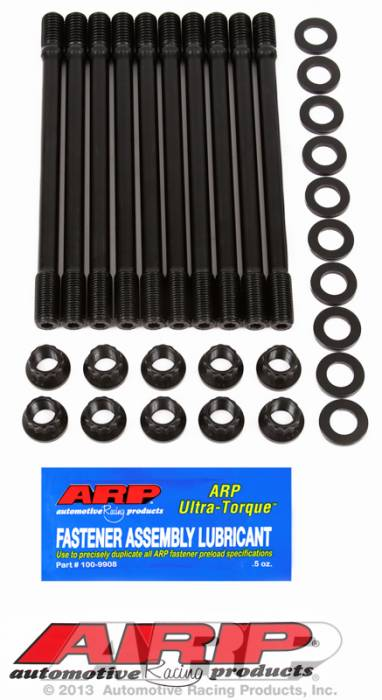 ARP - ARP2014601 - ARP Head Stud Kit- BMW 2002-318i, 320i - 12 Point Nuts- Undercut Studs