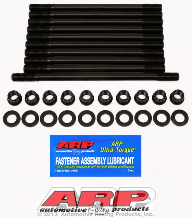 ARP - ARP2084307 - ARP Head Stud Kit- Honda H23A- 12 Point Nuts- Undercut Studs