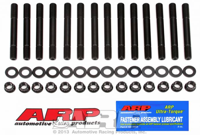 ARP - ARP2034202 - ARP Head Stud Kit- Toyota 7M Gte Supra, 5Mge - 12 Point Nuts