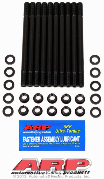 ARP - ARP2044207 - ARP Head Stud Kit- Audi 5 Cyl, 20Valve- 12 Point Nuts