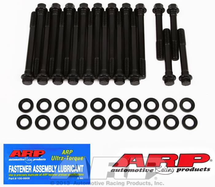 ARP - ARP1803600 -  Head Bolt Kit - Oldsmobile 350-455, '76 And Earlier