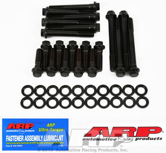 "ARP - ARP1443601 -ARP Head Bolt Kit- Chrysler Small Block ""A"" Engine With W2 Heads- High Performance Series  - 6 Point Head"