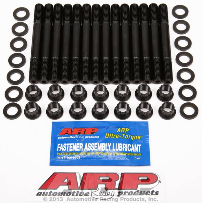 ARP - ARP1324201 - ARP Head Stud Kit- Chevy Inline 6 Cyl- 62' And Up - 12 Point Nuts