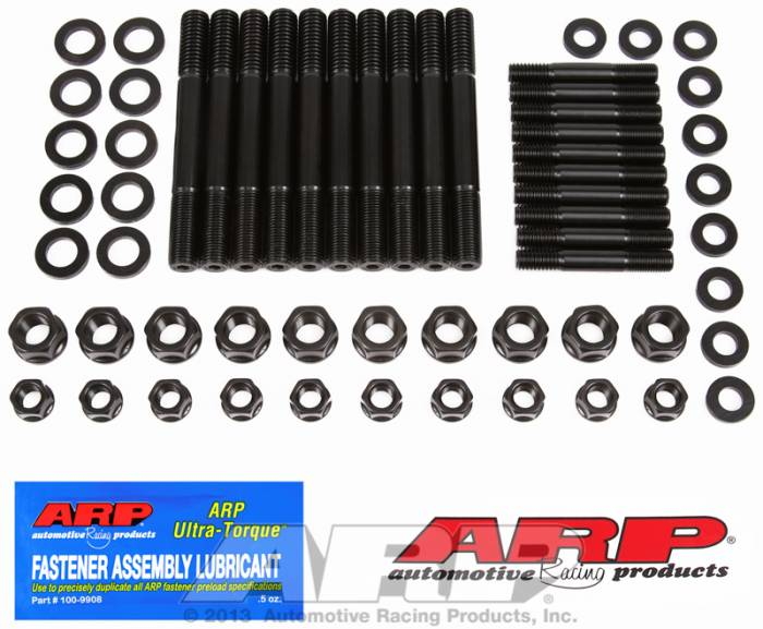 ARP - ARP1545604 -ARP Main Cap Stud Kit- Ford 351C - 4 Bolt
