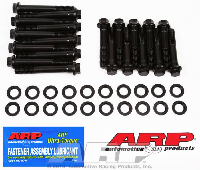 ARP - ARP1355201 - ARP Main Cap Bolt Kit- High Performance Series- Chevy Big Block , 4 Bolt Main
