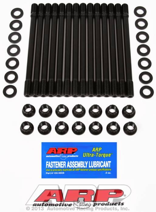 ARP - ARP2014602 - ARP Head Stud Kit- Bmw 530, 535, 635, 735 - 12 Point Nuts- Undercut Studs