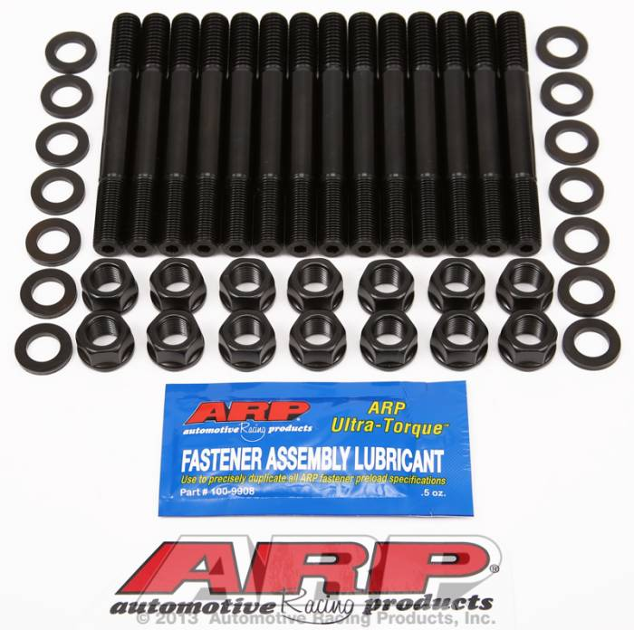 ARP - ARP1324001 -  ARP Head Stud Kit- Chevy Inline 6 Cyl- 62' And Up - 6 Point Nuts