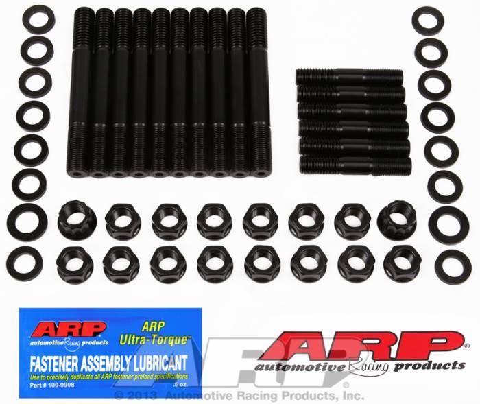 ARP - ARP1945601 - ARP Main Cap Stud Kit - Pontiac - 400,455- 6 Bolt