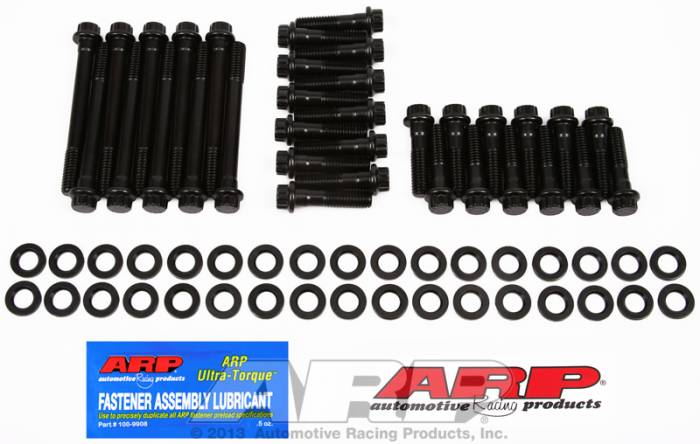 "ARP - ARP1453706 --ARP Head Bolt Kit- Chrysler Big Block ""B""  & ""Rb"" Wedge 383-440, With Edelbrock #60929 Head- High Performance Series  -12 Point Head"