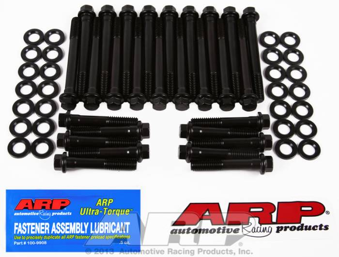 "ARP - ARP1143601 - ARP Head Bolt Kit- Amc 343-401 69' & Earlier- 7/16""-High Performance Series- 6 Point Head"