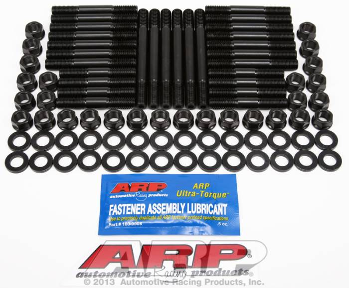 ARP - ARP1244003 - ARP Head Stud Kit - Buick 215 Cid, Rover V8 - 6-Point Hex Nuts