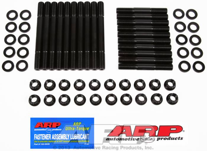 "ARP - ARP1554201 - ARP Head Stud Kit- Ford Big Block-  390-428 ""FE"" With Stock Or Edelbrock Heads- 12 Point Nuts"