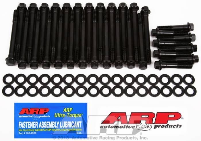 ARP - ARP1353601 - ARP Head Bolt Kit- Chevy Big Block - Cast Iron Oem-High Performance - 6 Point Head