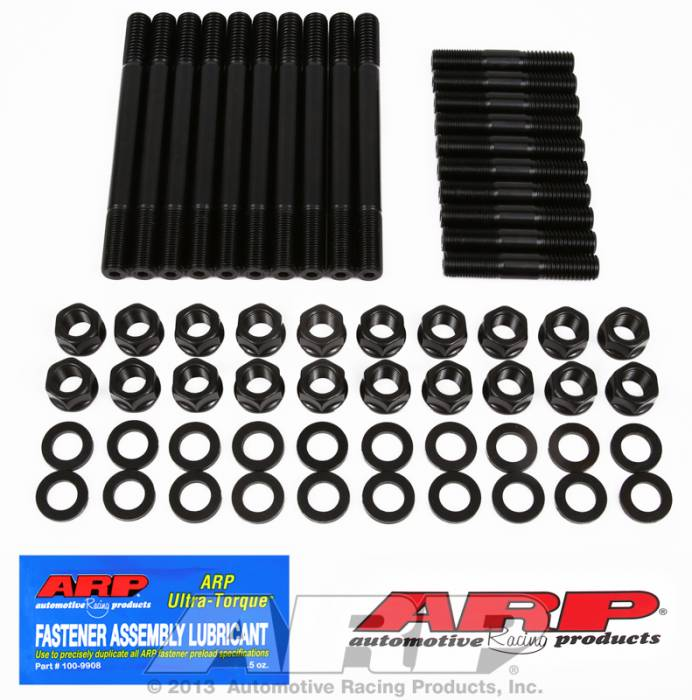 "ARP - ARP1444003 -ARP Head Stud Kit- Chrysler Small Block- Mopar ""A"" Engine With W-5 Or W-7 Heads - 6 Point Nuts"