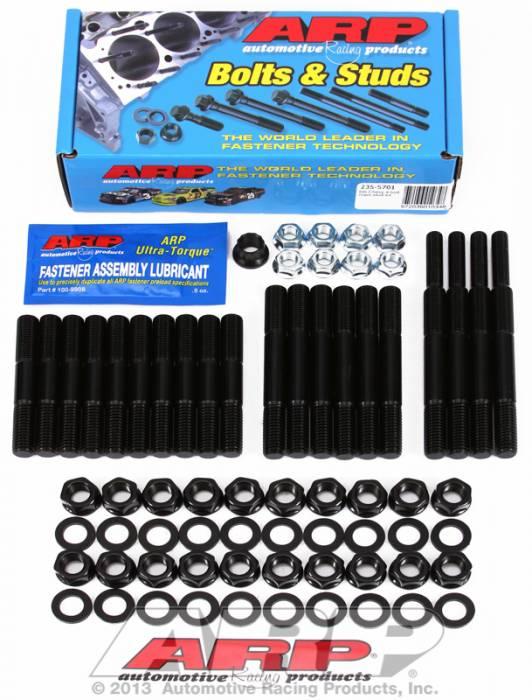 ARP - ARP2355701 -  ARP Main Cap Stud Kit- Chevy Big Block*Mark IV -  With Windage Tray, 4 Bolt Main