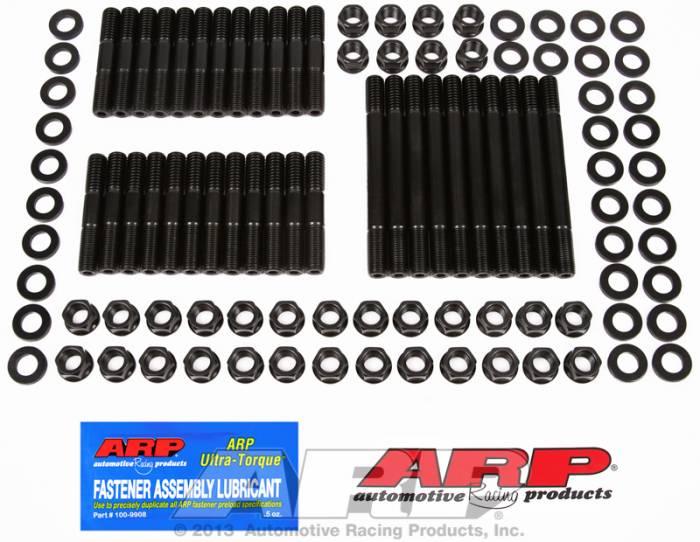 ARP - ARP1454006 -ARP Head Stud Kit- Chrysler Big Block- Mopar B And Rb Wedge With Edelbrock Rpm  Heads - 6 Point Nuts