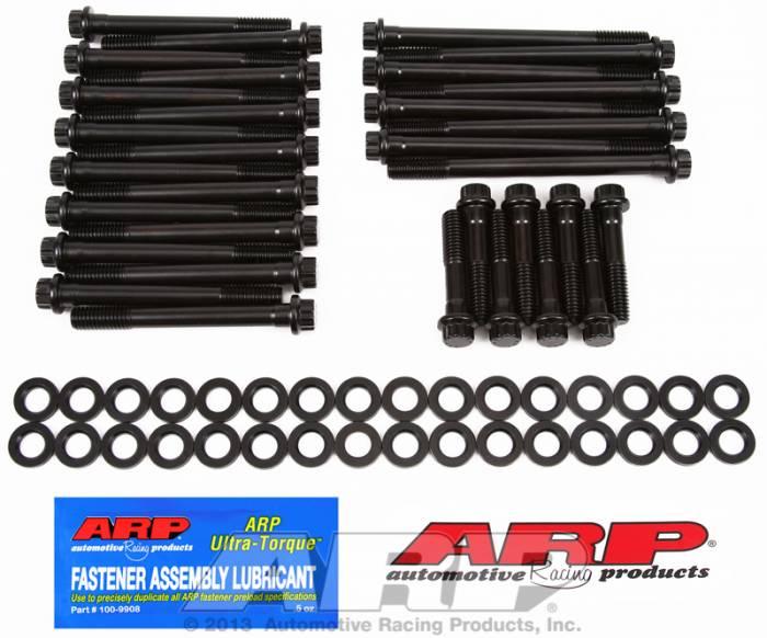 ARP - ARP1353710 - ARP Head Bolt Kit- Chevy Big Block With Edelbrock # 60409, 60429, 60479, 60499, 60559 Aluminum Heads- High Performance Series - 12 Point Head
