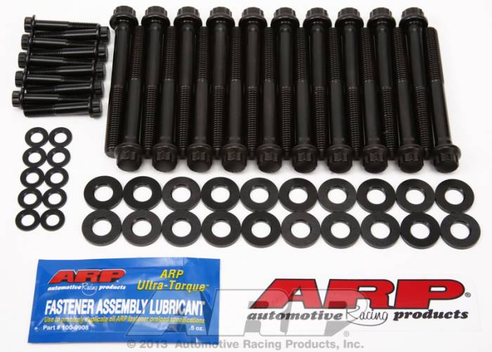 ARP - ARP2303701 - ARP Pro-Series Cylinder Head Bolt Kit, Chevy Small Block Gen IV 6.2L (LS9), 12 Point Head