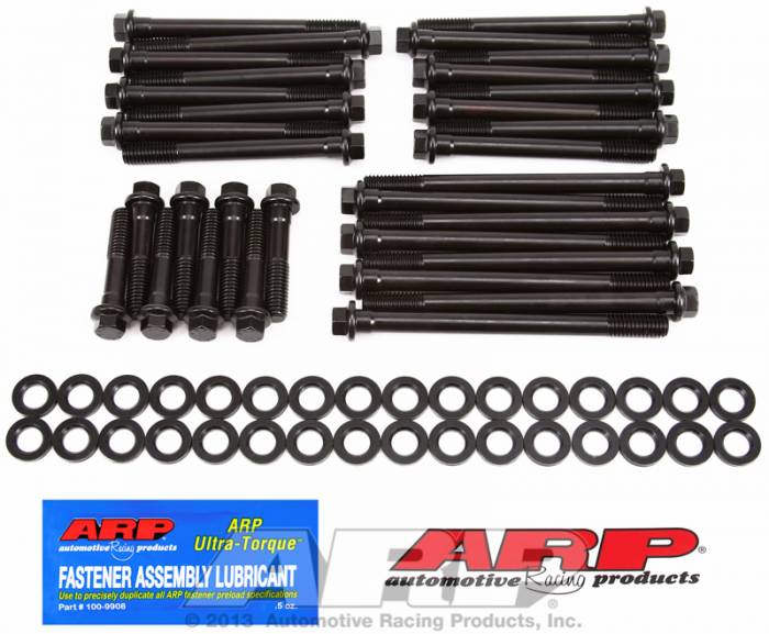 ARP - ARP1353611 - ARP Head Bolt Kit- Chevy Big Block With Edelbrock # 77609, 77659 Aluminum Heads- High Performance Series - 6 Point Head