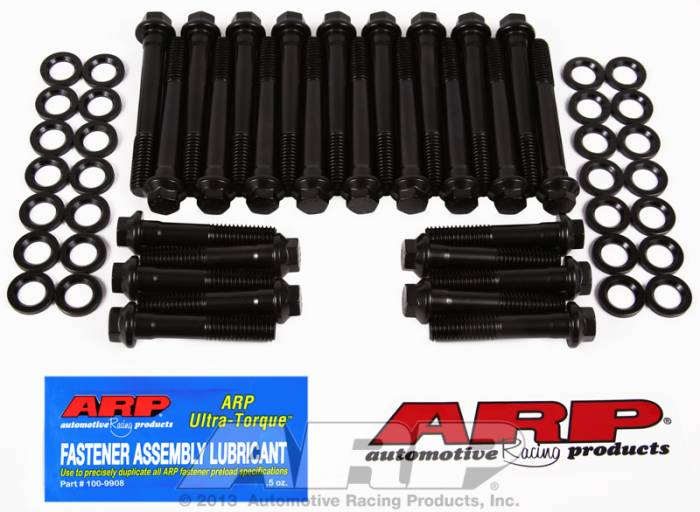 "ARP - ARP1143602 - ARP Head Bolt Kit- AMC 343-401 70' And Newer, 1/2""-High Performance Series- 6 Point Head"