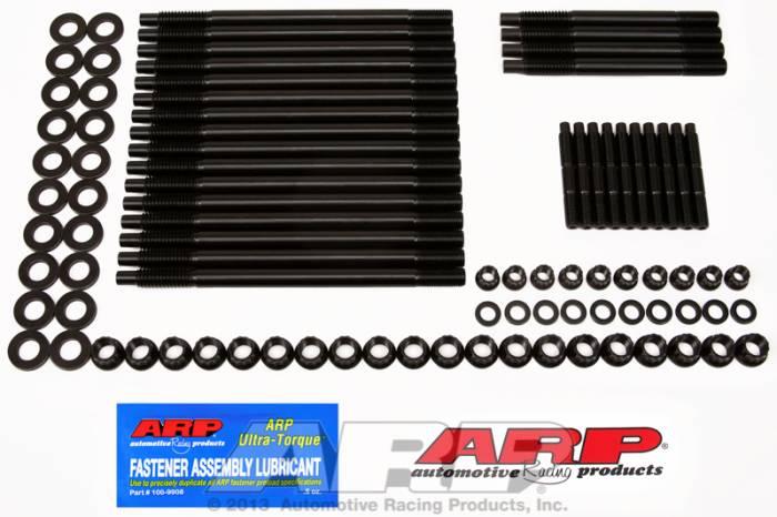 ARP - ARP2344316 - ARP Head Stud Kit, Pro Series - Chevy LS1-LS6 & Gen III Engines (03-Prior) - 12 Point Nuts